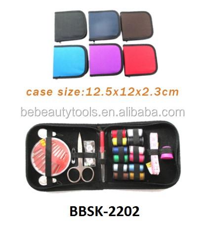 Kit de Costura DIY Premium Costura Suministros Cremallera Mini port/átil y Completo Kit de Costura Suministros de reparaci/ón Accesorios de Costura ➤ HibiscusElla