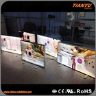 Frameless Advertising Custom Make LED Mini Lightbox