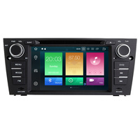 7 inch car radio dvd player android 9.0 4+32g for bmw 3 series e90 e91e92