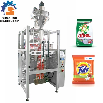 Automatic 100g 500g 1kg 2kg 5kg Flour Detergent Powder Filling Packing Machine