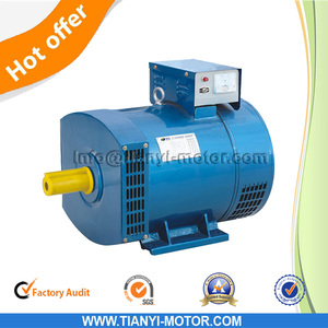 15kW dynamo ST-15 single phase Alternator 230V