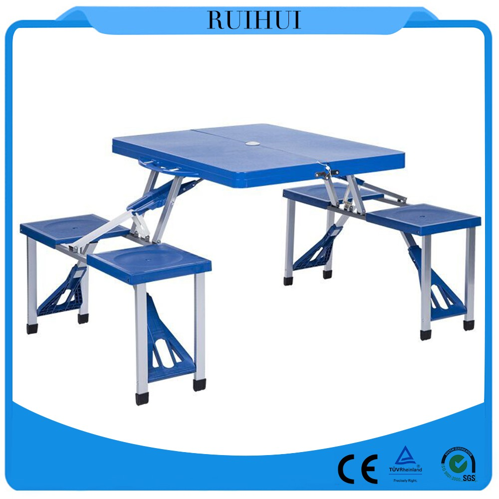Small patio table with umbrella hole 45 quot picnic table - Folding Umbrella Table Folding Umbrella Table Suppliers And Manufacturers At Alibaba Com