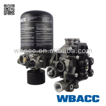 Wbacc Truck Air Pressure Unit Apu Air Dryer Ass Zb4805/0024313115 For Benz  With Four Circuit Protection Valve (wbacc-zc14) - Buy Truck Air Dryer Unit