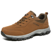 Factory direct high quality easeful mens sneakers custom hiking shoes