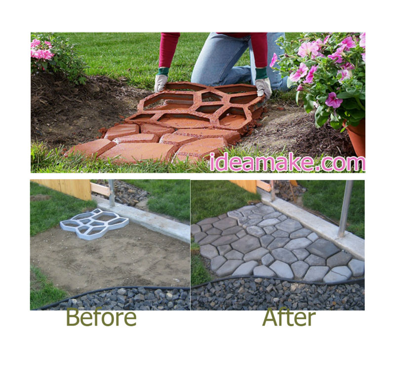 Quikrete Walk Maker Diy Your Garden And Pave Ways   Buy Pavement  Mould,Pavement Mould,Pavement Pattern Maker Product On Alibaba.com