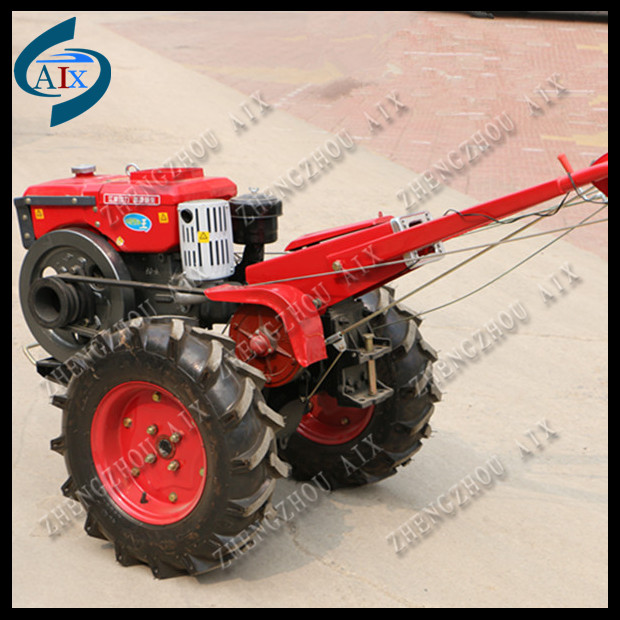 Two wheel Cheap farm walking tractors/hand tractor for sale