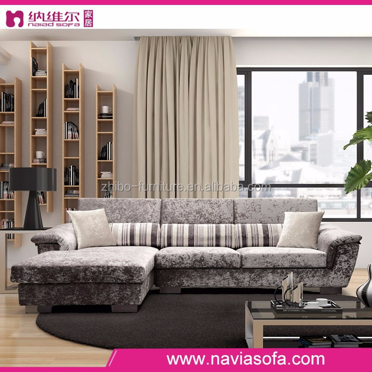 alibaba foshan moderne luxus wohnzimmer m bel billig l form neues modell diwan sofa wohnzimmer. Black Bedroom Furniture Sets. Home Design Ideas