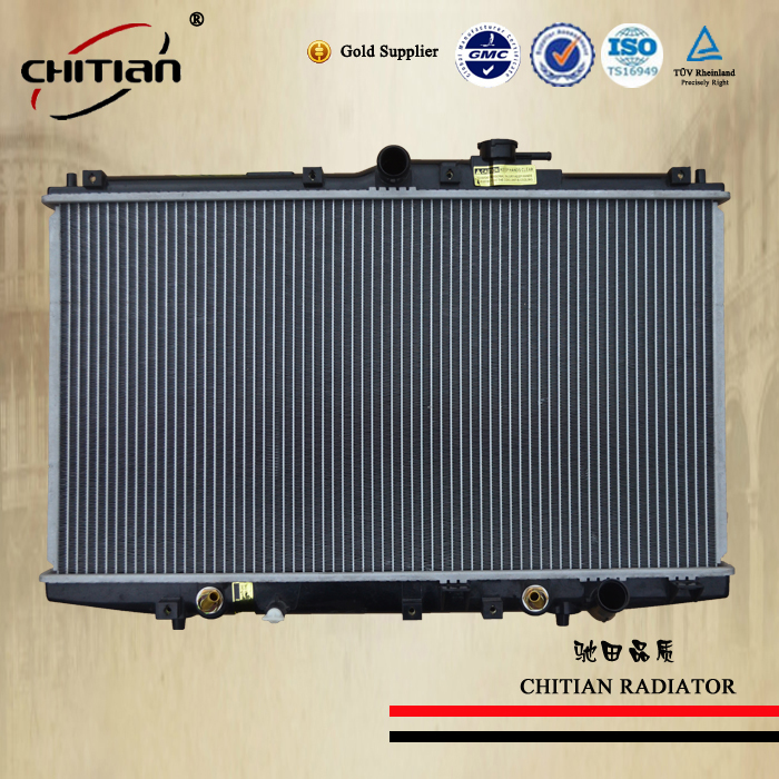 Motorcycle oil cooler radiator for motorcycle