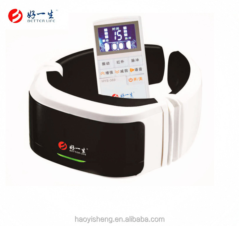 HYS-369 hot Neck massage machine for pain relief