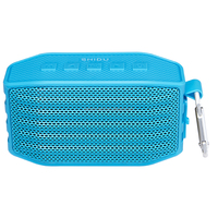 SHIDU Powered battery wireless portable audio PA ABS speaker for gift for year end