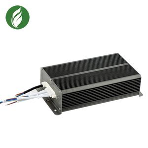 Custom logo color box 220v to 12v led transformer waterproof ip67 class1 300w power supply