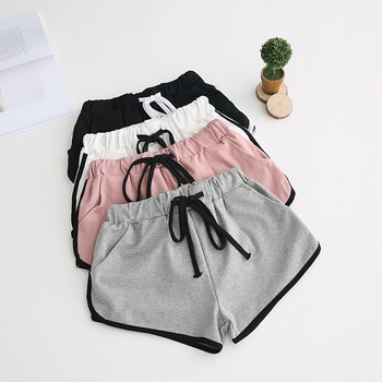Korte Broek Dames Hoge Taille.Sexy Dames Zomer Shorts Elastische Hoge Taille Shorts Vrouwen