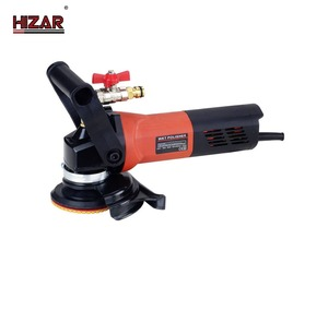 Electric Wet grinder H125PE 900W professional handheld electric dry/wet polisher/stone marble granite polisher