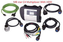 High quality MB star C4 Multiplexer with HDD software 2017.3