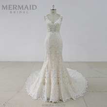 New lace <span class=keywords><strong>wedding</strong></span> gown bất mermaid bridal <span class=keywords><strong>wedding</strong></span> dress 2019