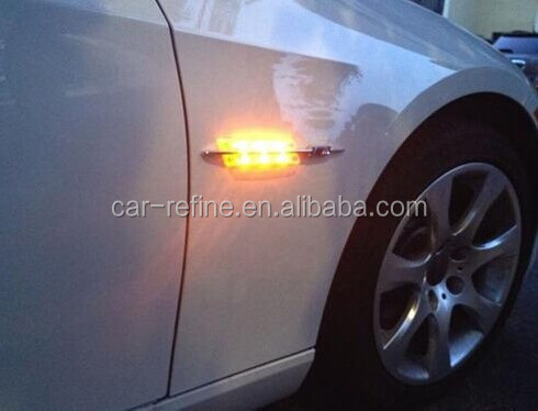 Car Fender Light Side Marker Light Lamp Car Led Turn Signal Light - Car signal light