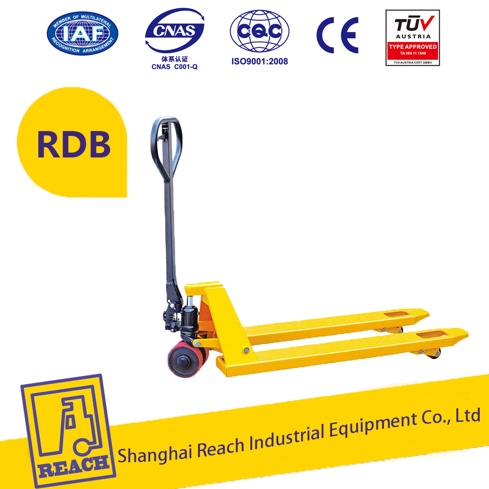 Reach High Quality 2.5t Transpallet Manual - Buy Transpallet,2.5t Transpallet  Manual,High Quality 2.5t Transpallet Manual Product on Alibaba.com