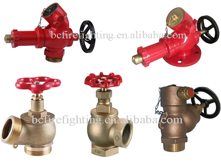 Adjustable water fire fighting nozzle jet for hose