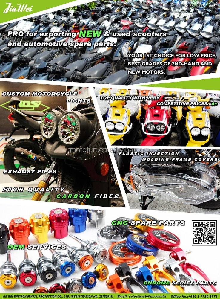 [mos]refit Cstomised Scooters Zuma 125cc Bws 100cc Bw's X125 All Spare  Parts Acessories Motorcycle - Buy Used 125cc Motorcycles,Customised Parts