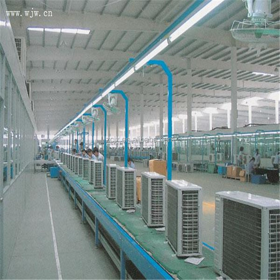 Professional Automatic Air Conditioner Assembly Line Manufacturers ...