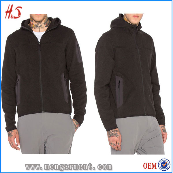 Good Quality Clothing Factory For Hoody American Apparel By Wholesalers China With Front Zipper Closure