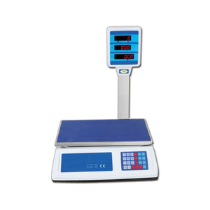 Lcd display label printing price computing Scale ACS-30 cheap acs 30 digital price computing electronic scale price scale