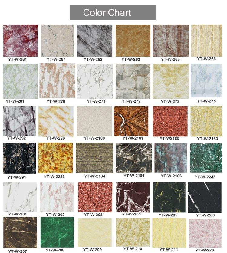 Different Type De Mur différents types pas cher panneau de mur de façade pierre marbre en