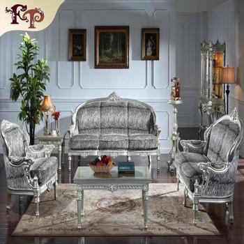 Wood Carving Living Room Furniture