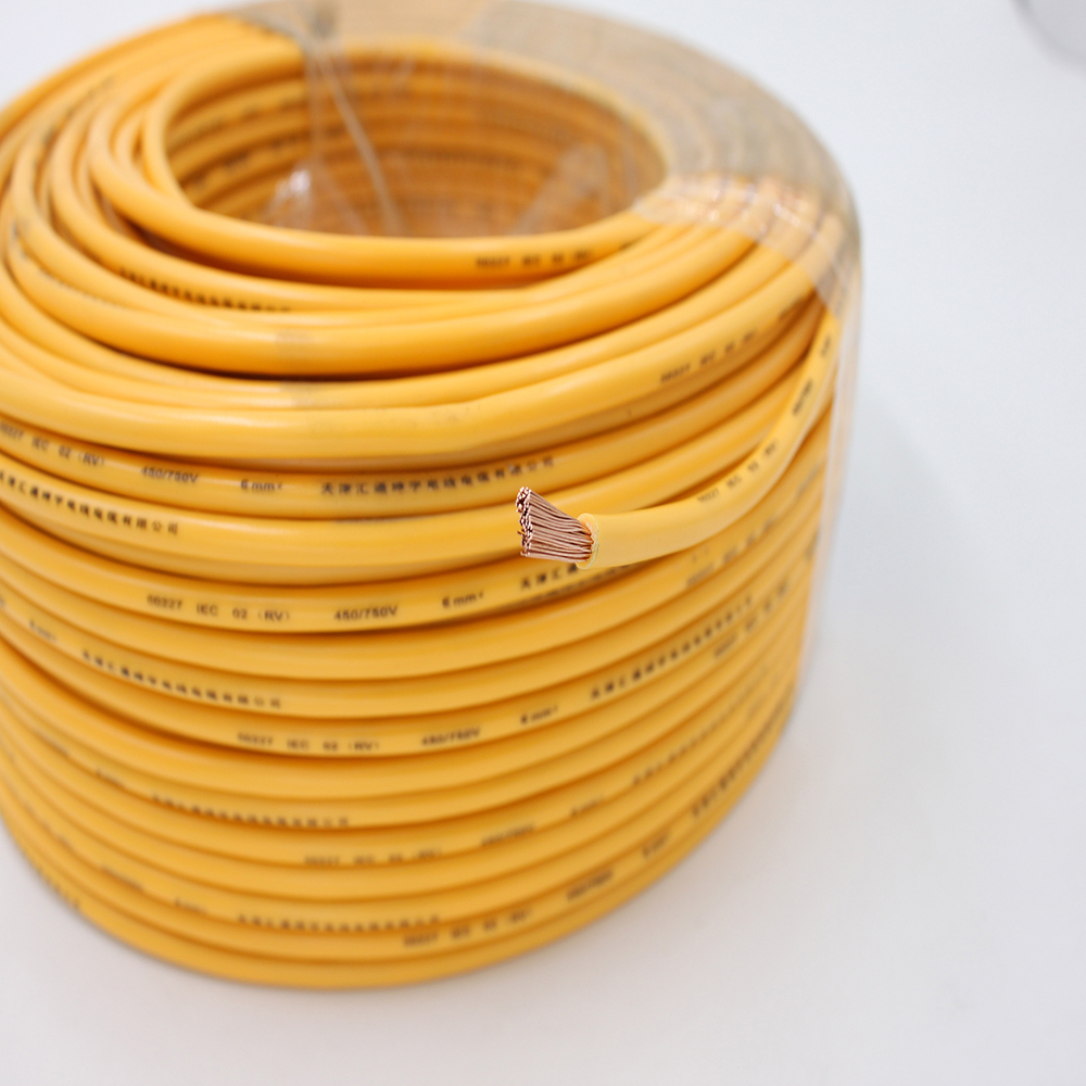 Blue Pvc Coated Copper 25 Single Core Cable Electrical Wire 25mm2 View Suppliers And Manufacturers At