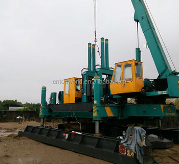 JUAL HYDRAULIC STATIC PILE DRIVER WINDOWS XP