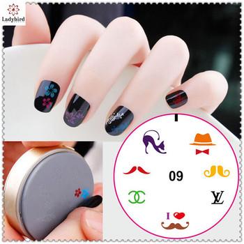 Ladybird Stamping Nail Art Tools Nail Art Stamping Set Kit Nail