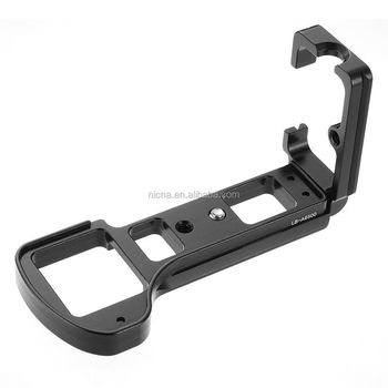 QR L Vertival base Plate Bracket Holder for SONY A6500 ILCE-6500 Camera