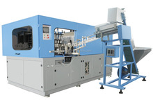 YS3000FA-3 full automatic stretch PET bottle blowing moulding machinery for beverage package