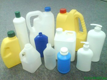High Density Polyethylene Bottles