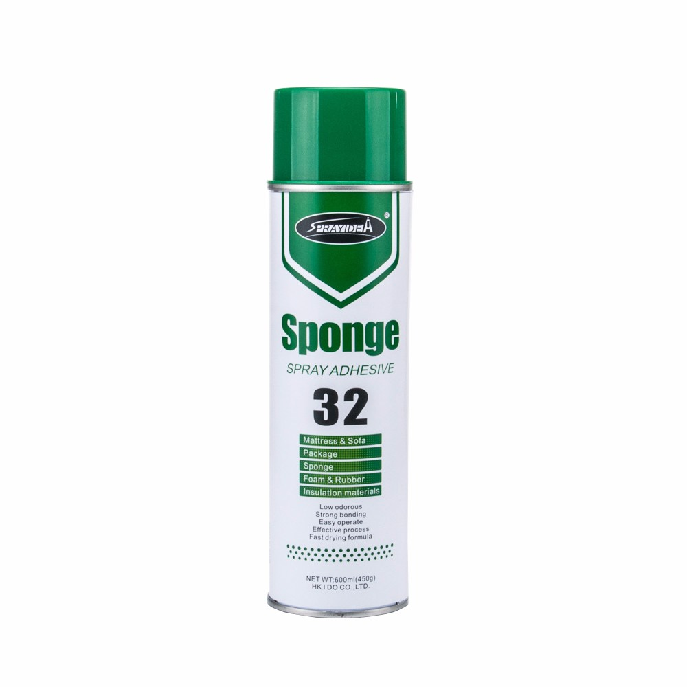 Super Bonding Niet Giftige Sprayidea 32 Alle Purpose Vloeibare Spray Spons Schuim Lijm Lijm