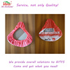 Pattern Design Customized Bike Saddle Cover/Cap for Promotion