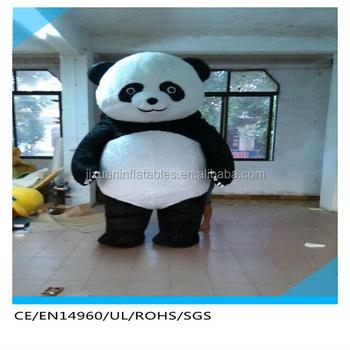 Think, adult bear costume panda advise