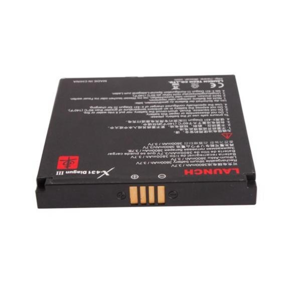 3 года гарантии запуск Diagun III 3 аккумулятор для x431 Diagun III аккумулятор