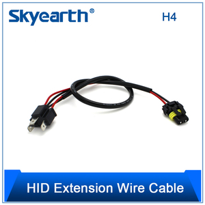 HID Xenon H4 Hi/Lo Controller Relay Cable Harness Wires for H4 Bi-xenon HID headlight fog light kit H4 HID Controller Harness