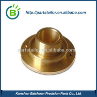 China CNC precision metal machined parts with factory prices BCS 0409
