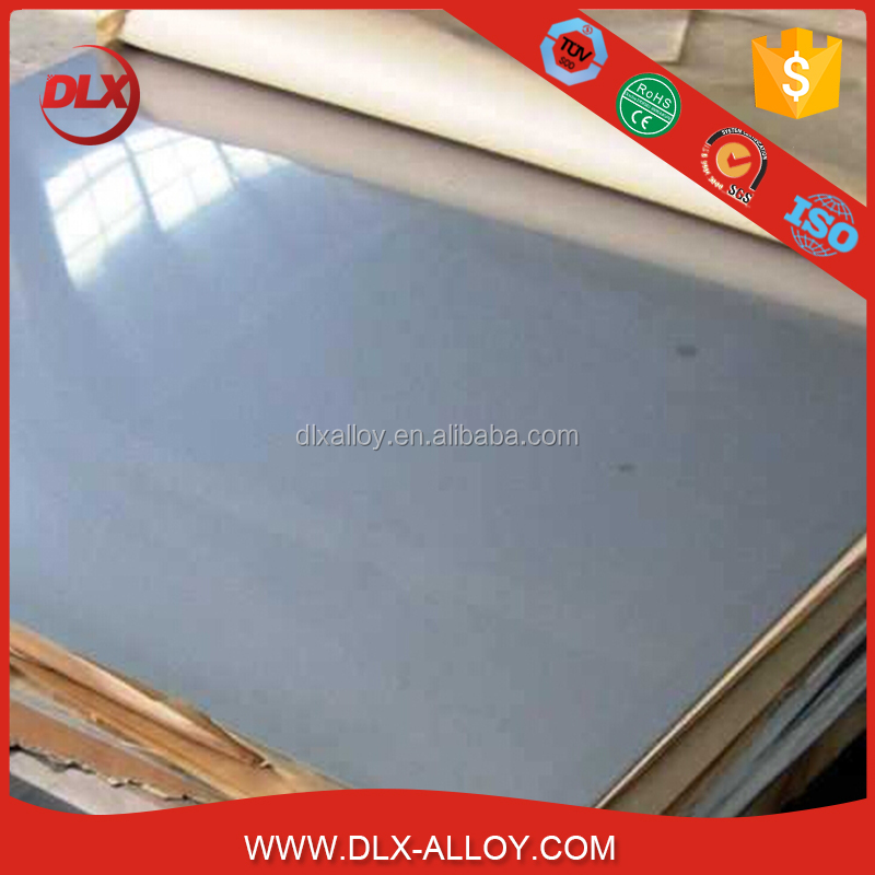 Manufacture High Quality Incoloy 800H Plate