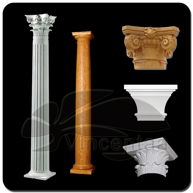 Exterior Decorative Columns Exterior Decorative Columns Suppliers