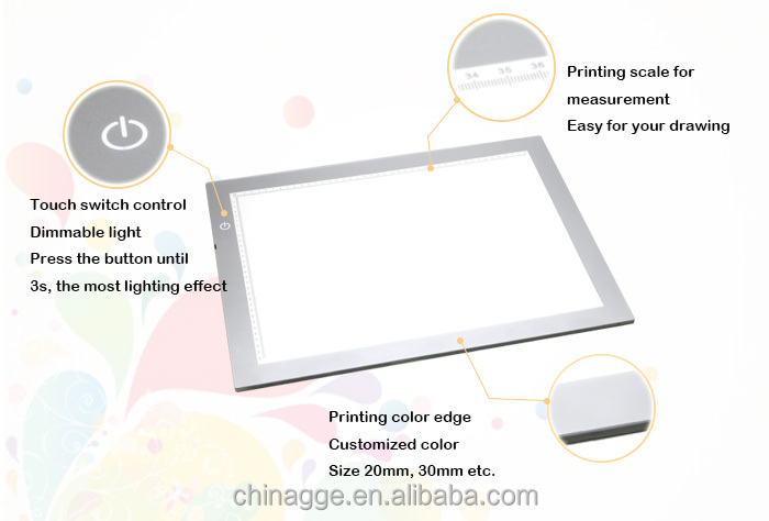 Animation Tattoo Led Light Board For Drawing Office Supply Children  Education Light Board - Buy Light Board For Drawing,Tattoo Tracing  Board,Led