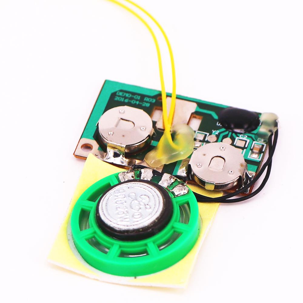 Звуковые модули для музыкальных открыток