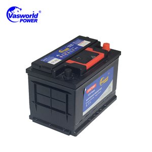 DIN88MF used car and truck battery for sale empty car battery case