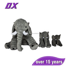 plush and stuffed elephant toys with big ears best creative elephant toy colorful bolster