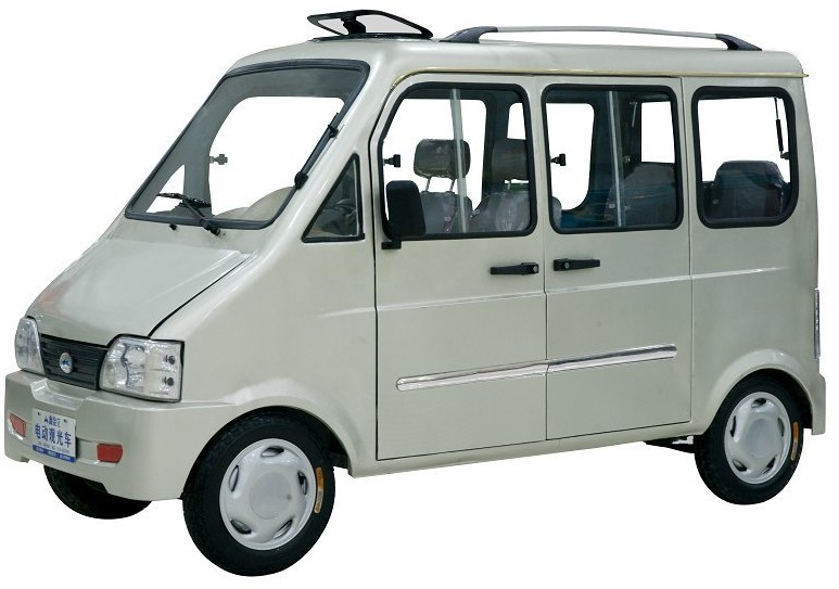 China 8 seats mini van/electric car