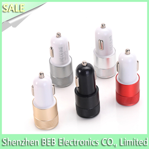 For iphone ipad ipod 2.1a car charger from reliable manufacture