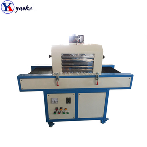 UV curing machine/UV ink dryer for screen printing