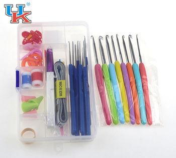 Youki Knitting Needle Crochet Hook for Knitting Needles Sewing Tools Full Knit Set